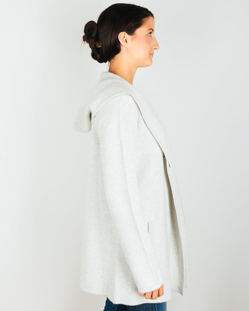 Margaret O'Leary Clothing St Adela Jacket in Cloud