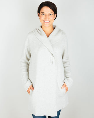 Margaret O'Leary Clothing Cloud / XS St Adela Jacket in Cloud