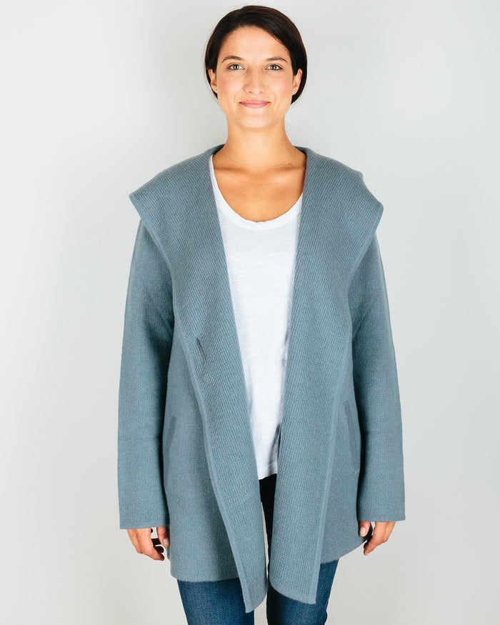 Margaret O'Leary Clothing St Adela Jacket in Loden