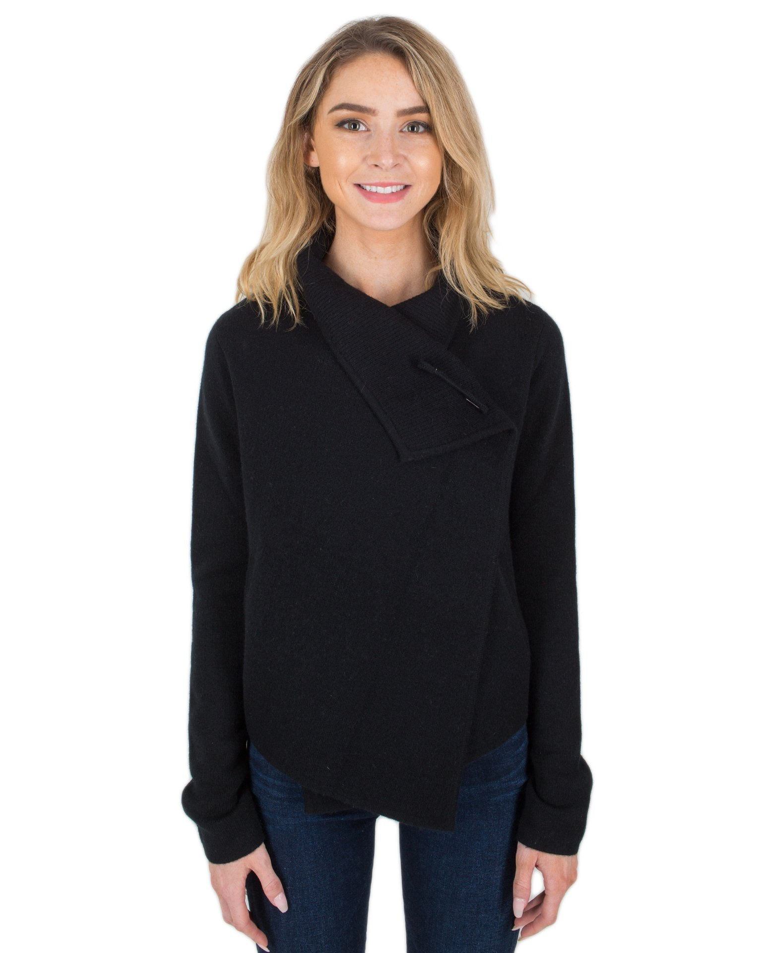 Margaret O'Leary Clothing Black / XS St Lucia