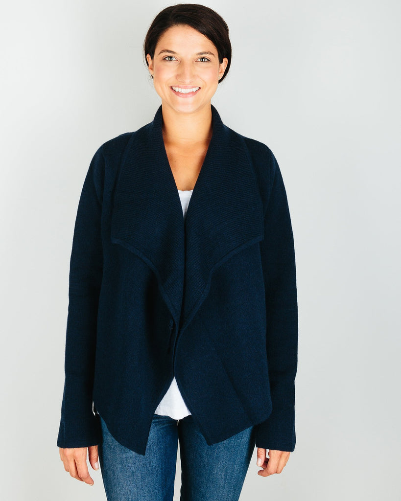 Margaret O'Leary Clothing Navy / XS St Lucia in Navy