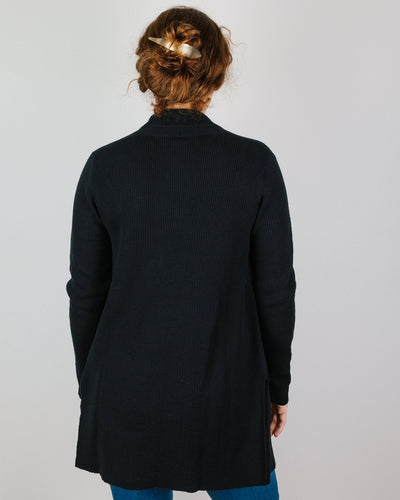 Margaret O'Leary Clothing Thermal Duster in Black