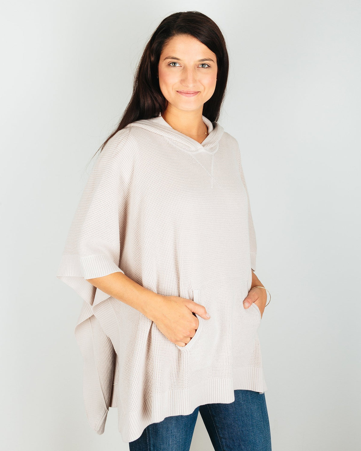 Margaret O'Leary Clothing Cream / 1 Thermal Poncho
