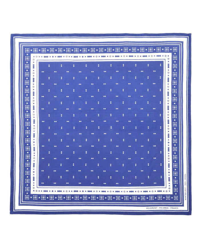Mois Mont Accessories Japan Blue / O/S Dots Bandana