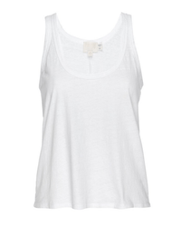 Nation LTD Clothing Berit Tank in White
