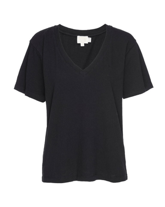 Nation LTD Clothing Nina Vintage Top in Black