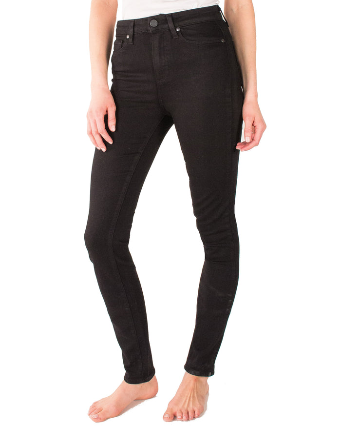 Paige Premium Denim Denim Black Shadow / 25 Margot Hi Rise Ultra Skinny