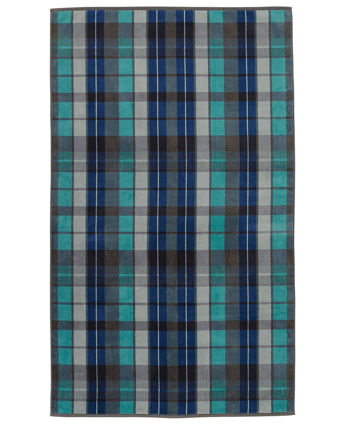 Pendleton Home Ocean / O/S Original Surf Plaid Towel