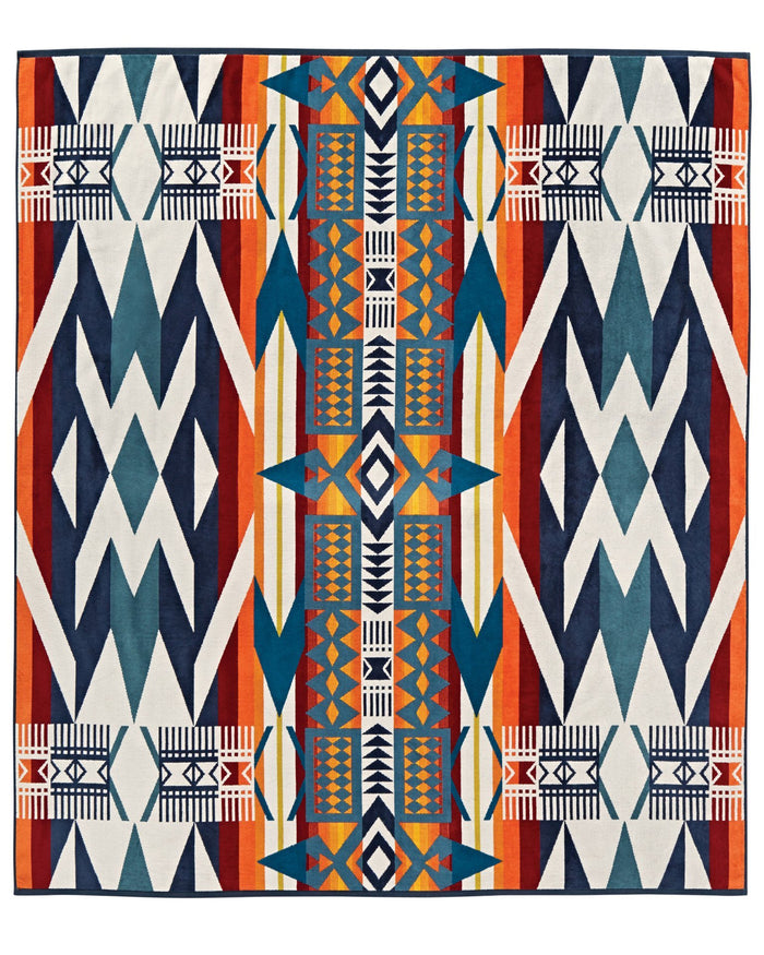 Pendleton Home Sunset/Fire Legend / O/S Towel For Two