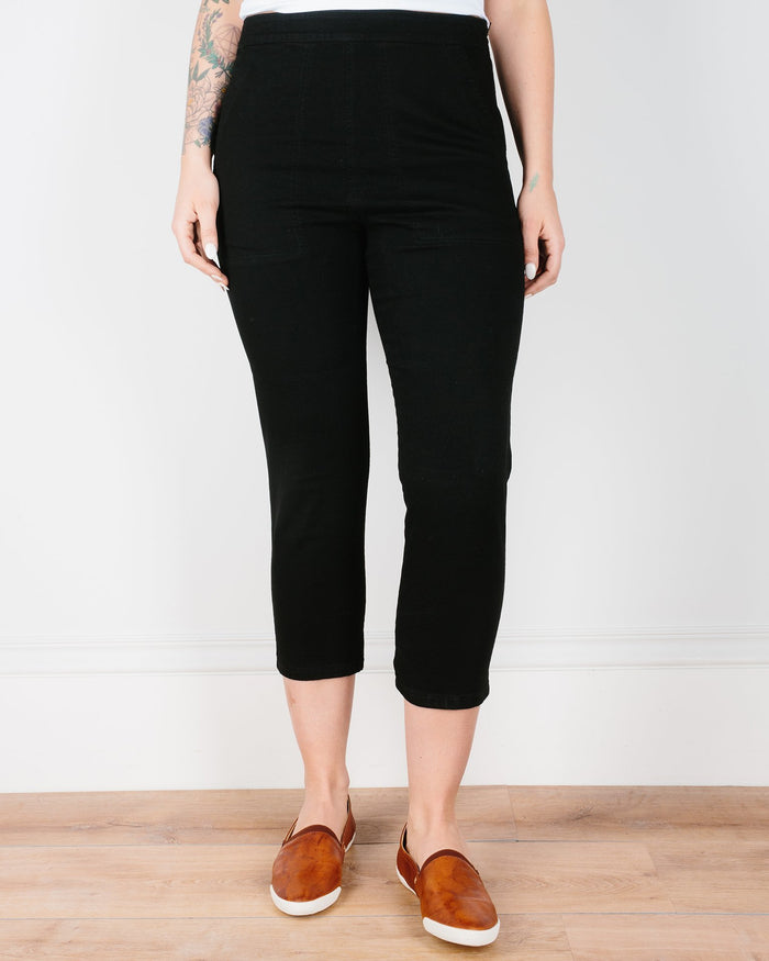 Prairie Underground Denim Black / XS Denim Pin-Up