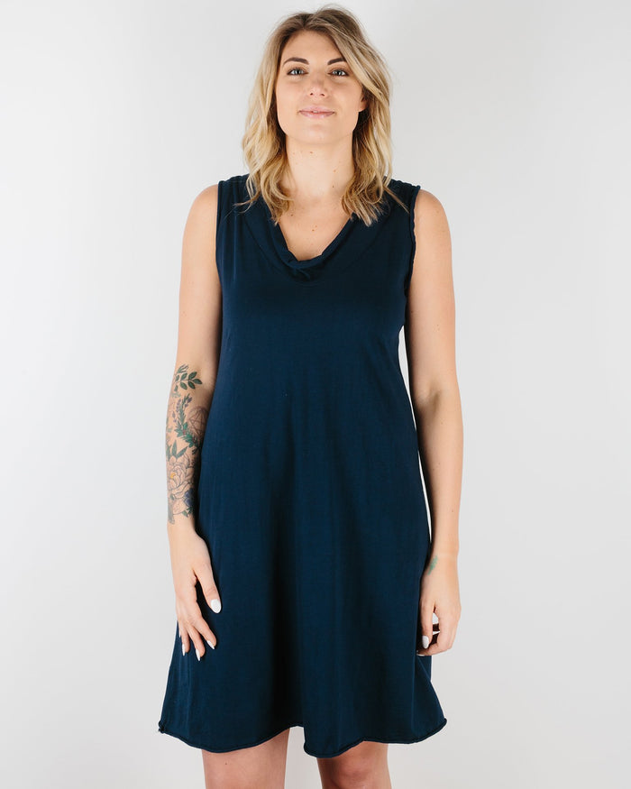 Prairie Underground Clothing Midnight / XS Falconet Dress