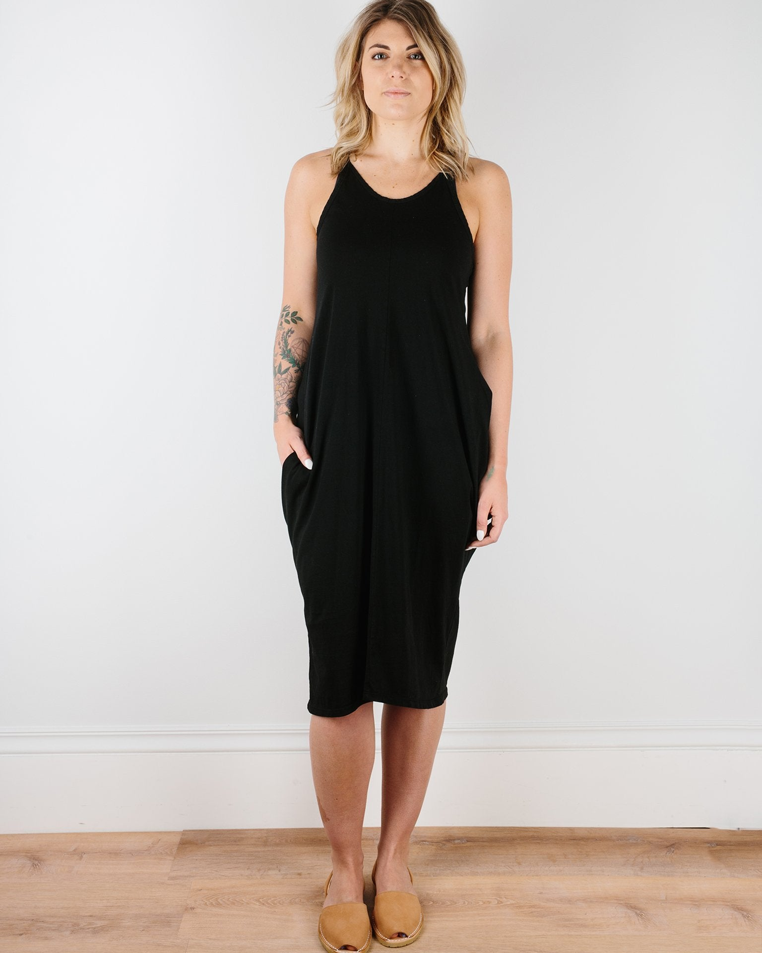 Prairie Underground Clothing Black / XS Sito Dress