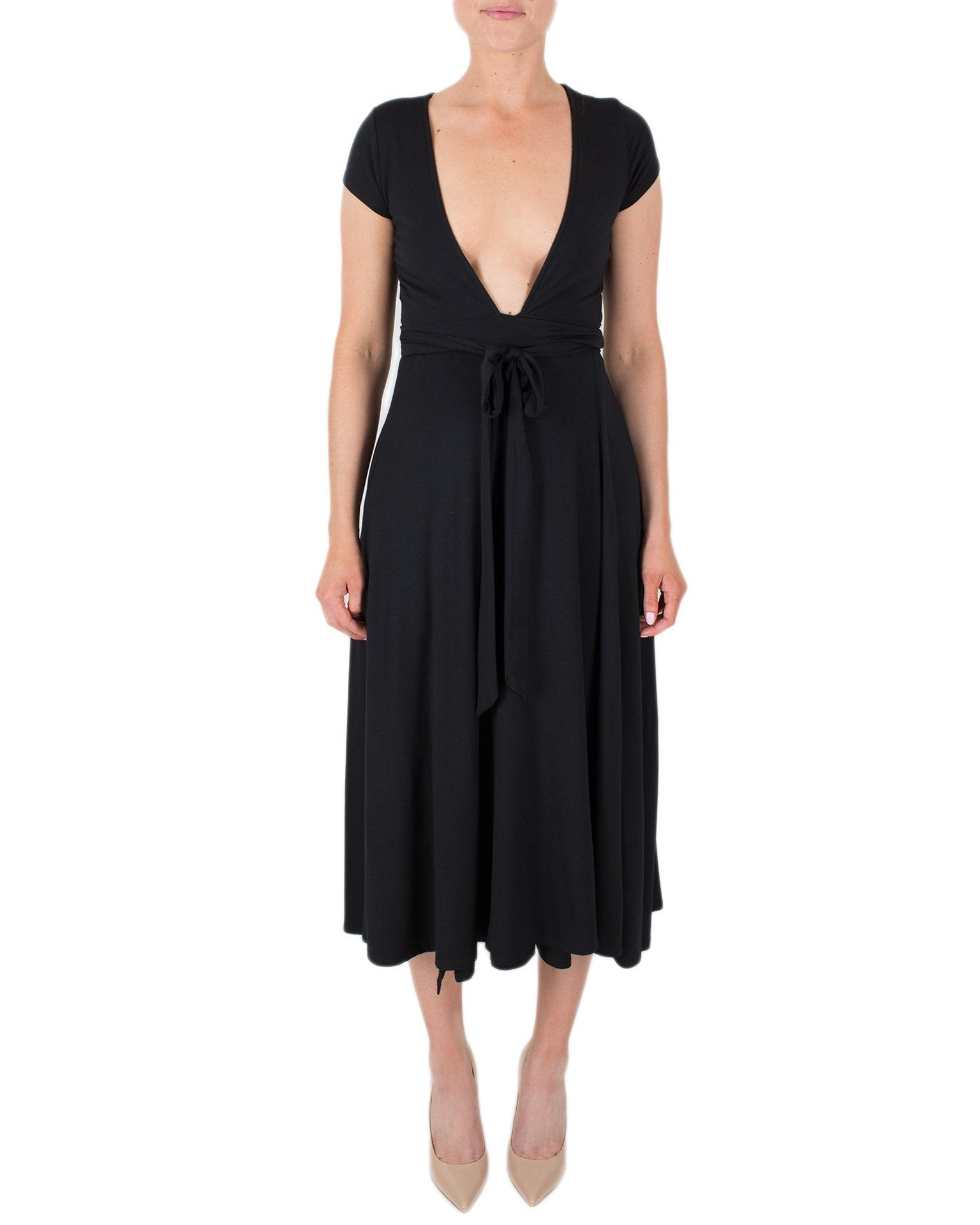 Rachel Pally Clothing Black / XS Kylo Dress