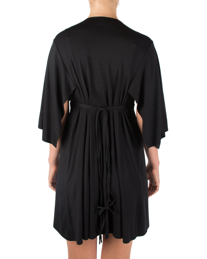 Rachel Pally Clothing Black / XS Mini Caftan Dress