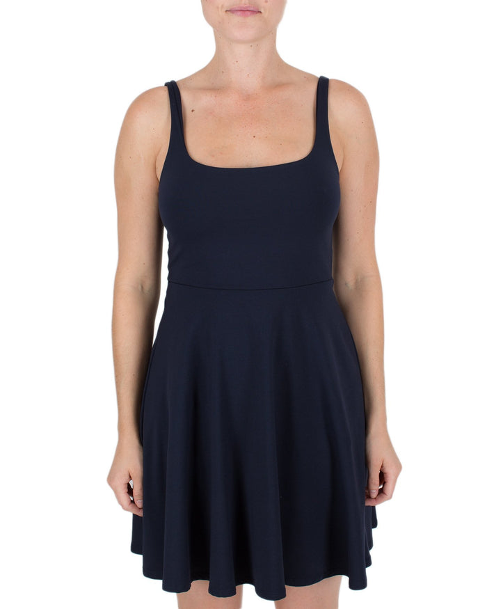 Susana Monaco Clothing Midnight / XS Alena Tank Dress