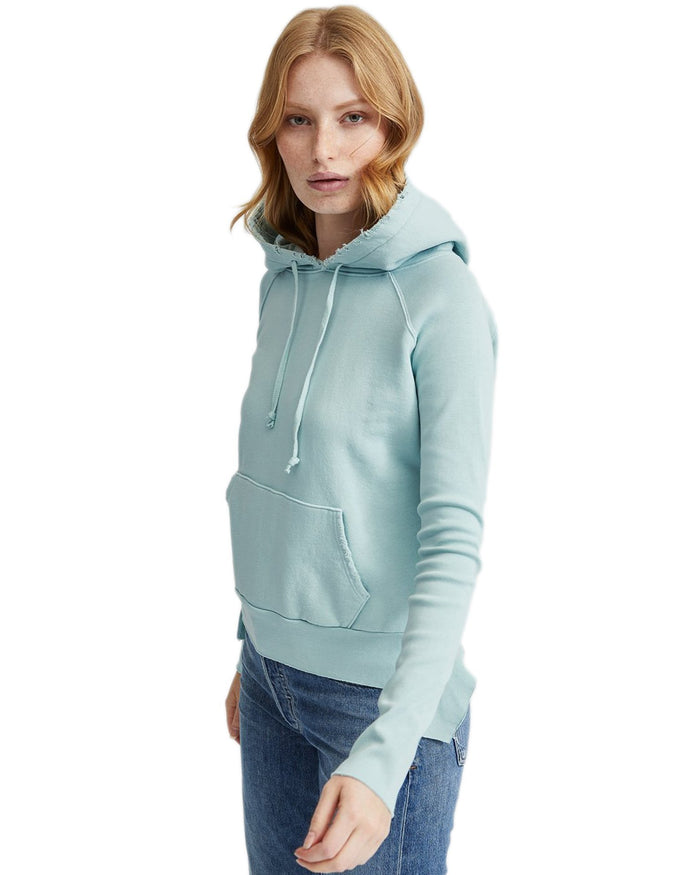 Tee Lab Clothing Excite Mint / XS Pull Over Hoodie