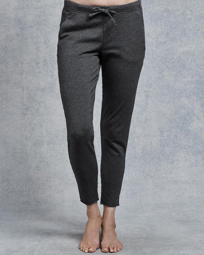 Tee Lab Clothing Dark Grey Melange / XS Slim Jogger in Dark Grey Melange