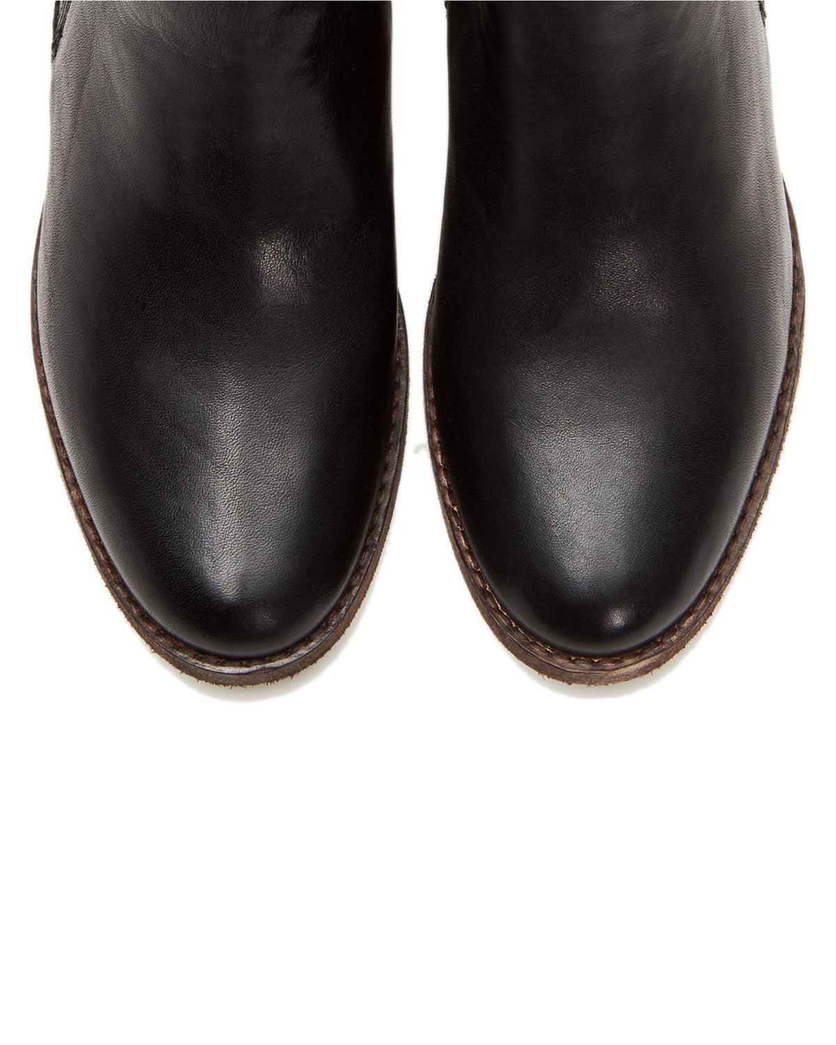 The Frye Company Shoes Alton Chelsea in Black