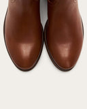 The Frye Company Shoes Carson Pull On in Molasses
