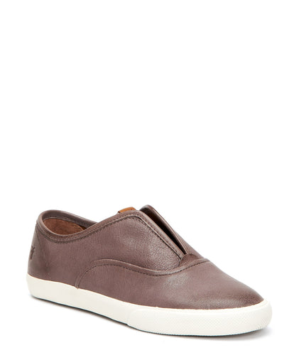 The Frye Company Shoes Maya CVO Slip On in Cement