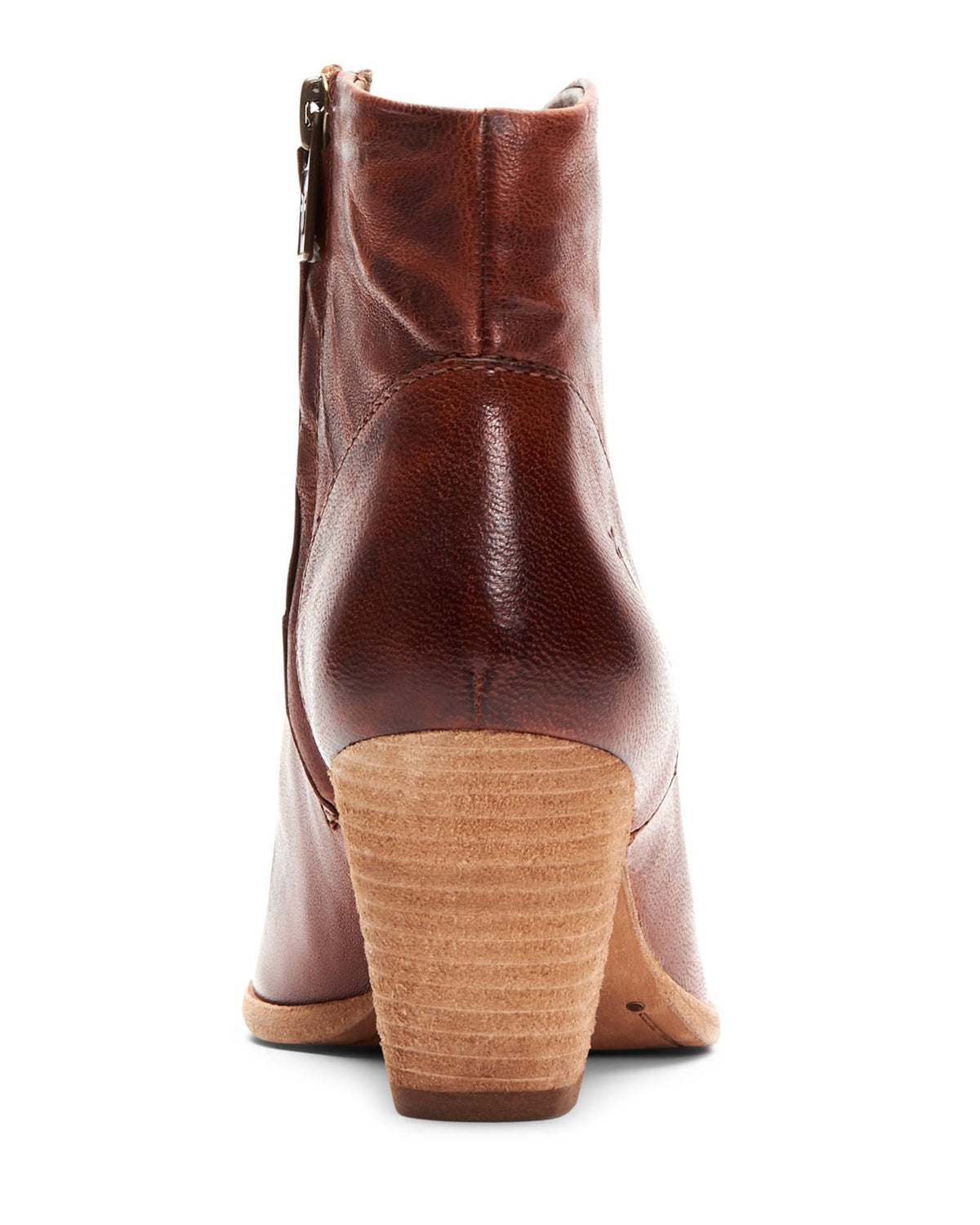 The Frye Company Shoes Cognac / 6 Reed Bootie in Cognac