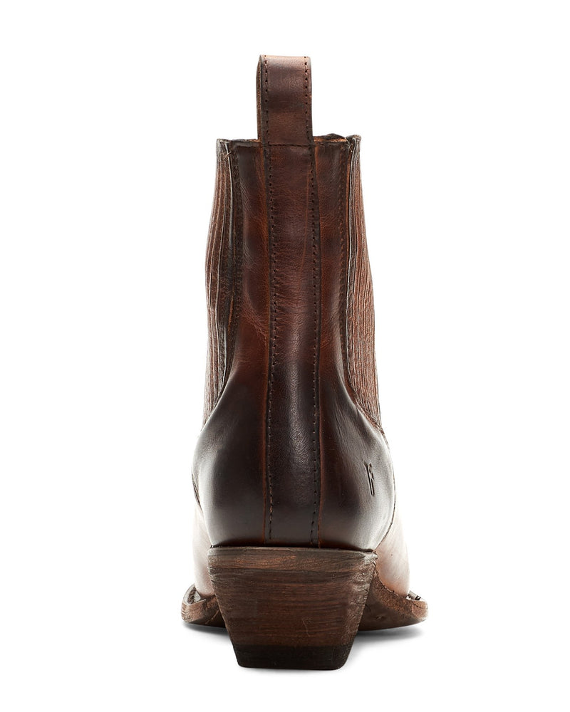 The Frye Company Shoes Sacha Chelsea in Cognac