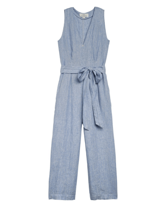 Trovata Clothing Sky / XS Rebecca Jumpsuit in Sky