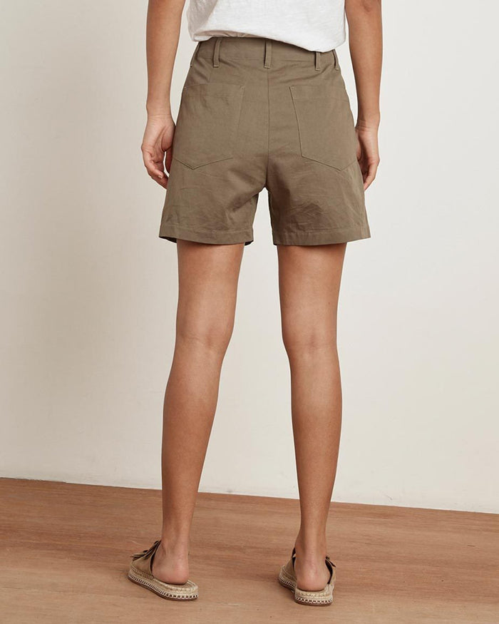 Velvet by Graham & Spencer Clothing Kaely Cargo Short