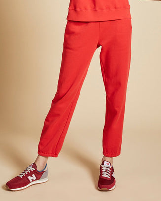 Velvet by Graham & Spencer Clothing Zuma Sweatpants in Ribbon