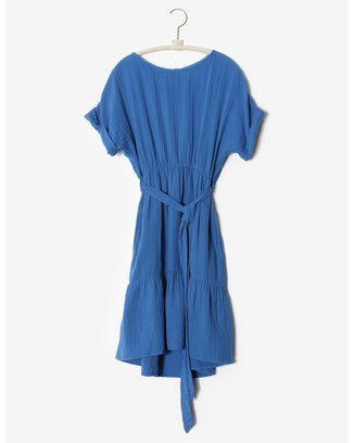 XiRENA Clothing Aiden Dress in Marine Life
