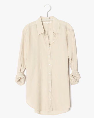 XiRENA Clothing Beau Shirt in Salt Marsh