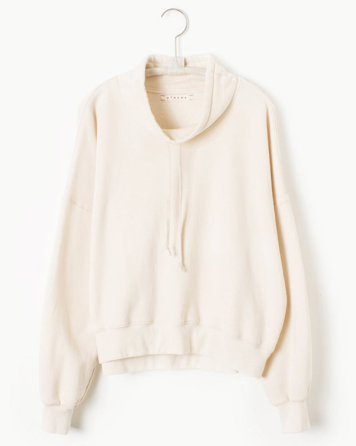 Xirena Clothing Chase Sweatshirt in Oat