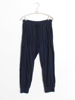 XiRENA Clothing Leighton Jersey Pant in Tattered Blue