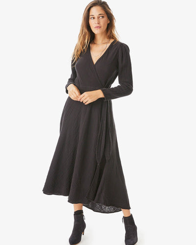 Xirena Clothing Black / XS Reece Dress in Black