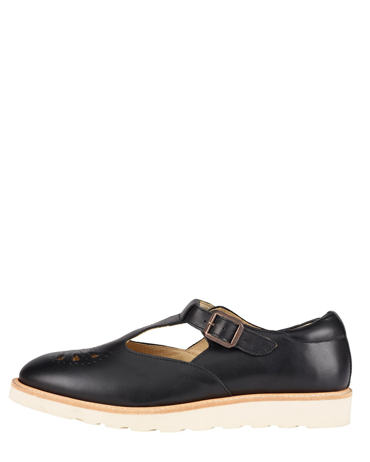 Young Soles Shoes Black / 36 Rosie T-Bar