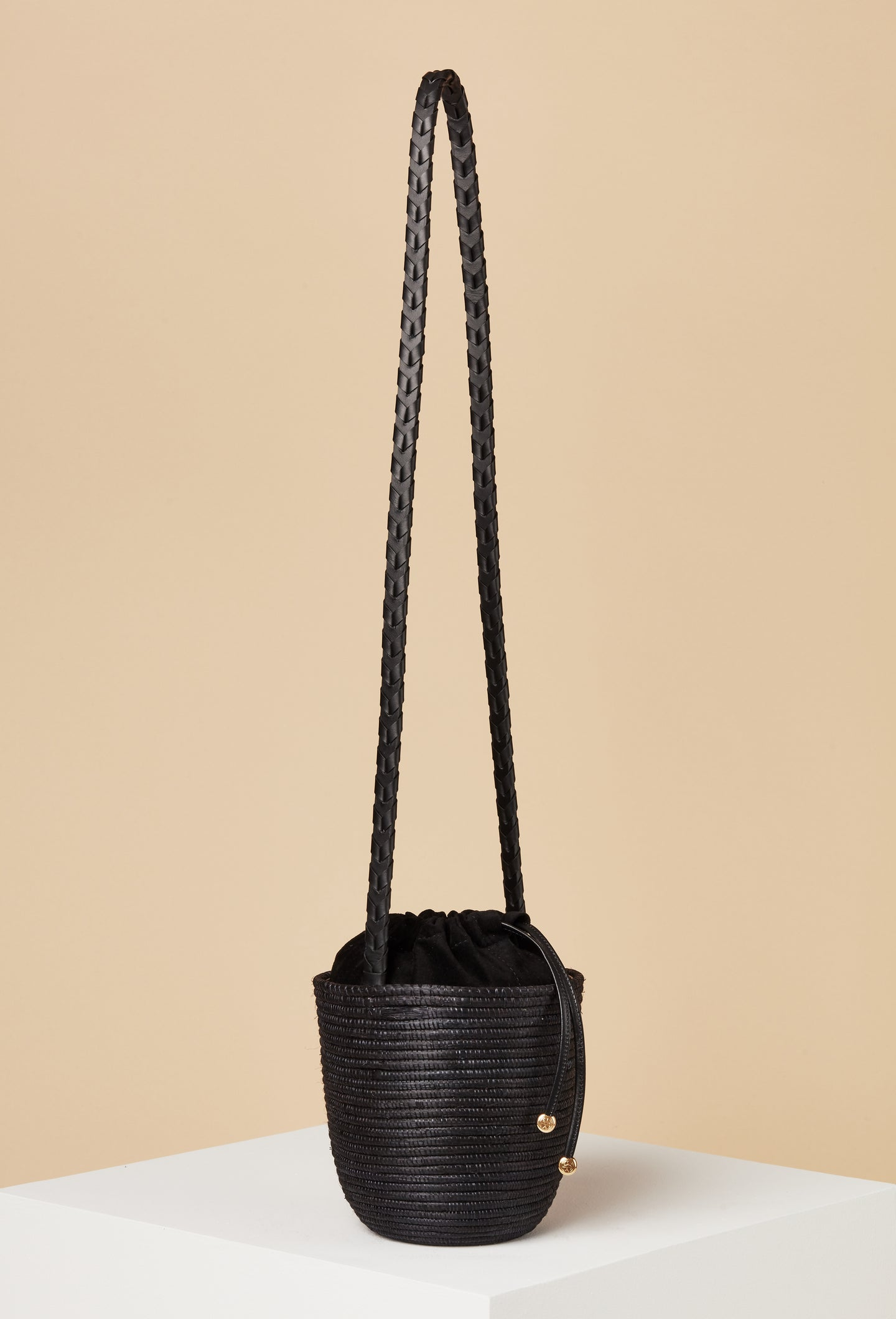 Crossbody Lunchpail / Black