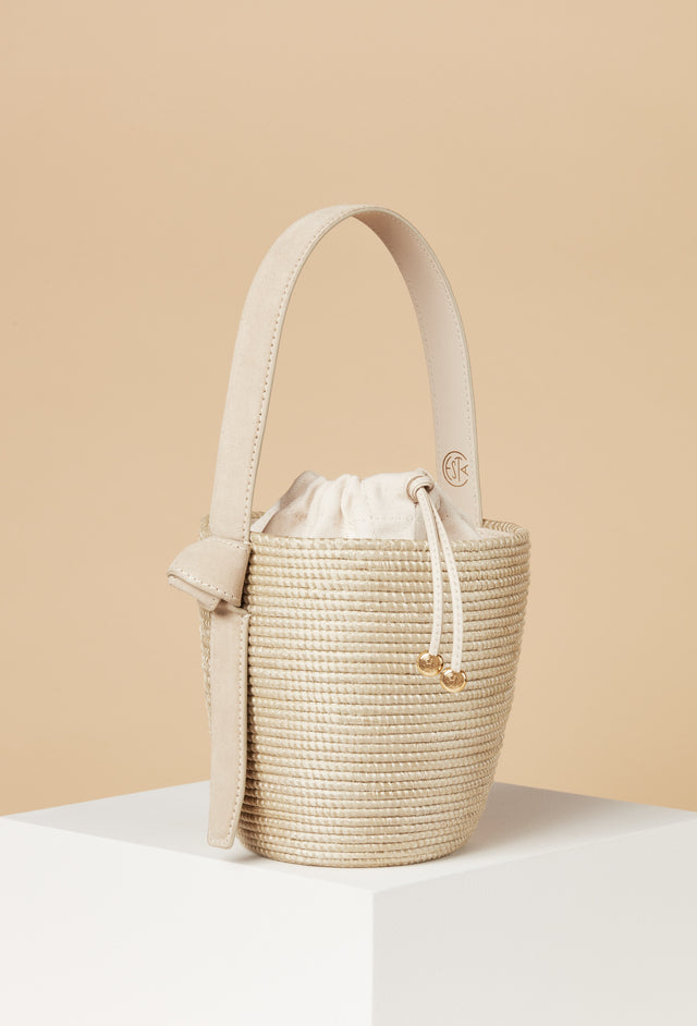 Papyrus Suede Lunchpail