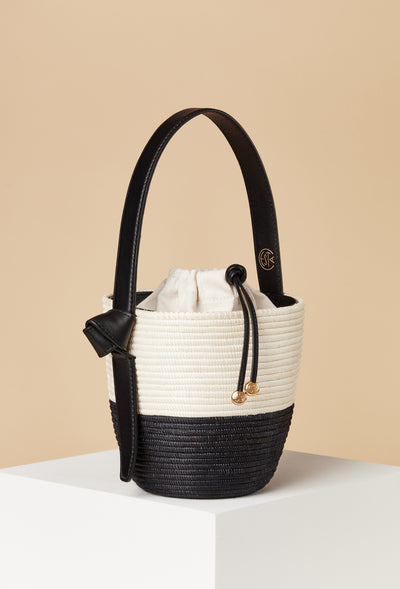 Black / Natural Two-Tone Lunchpail