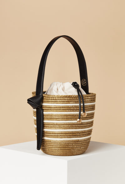 Ficelle Multi Stripe Lunchpail