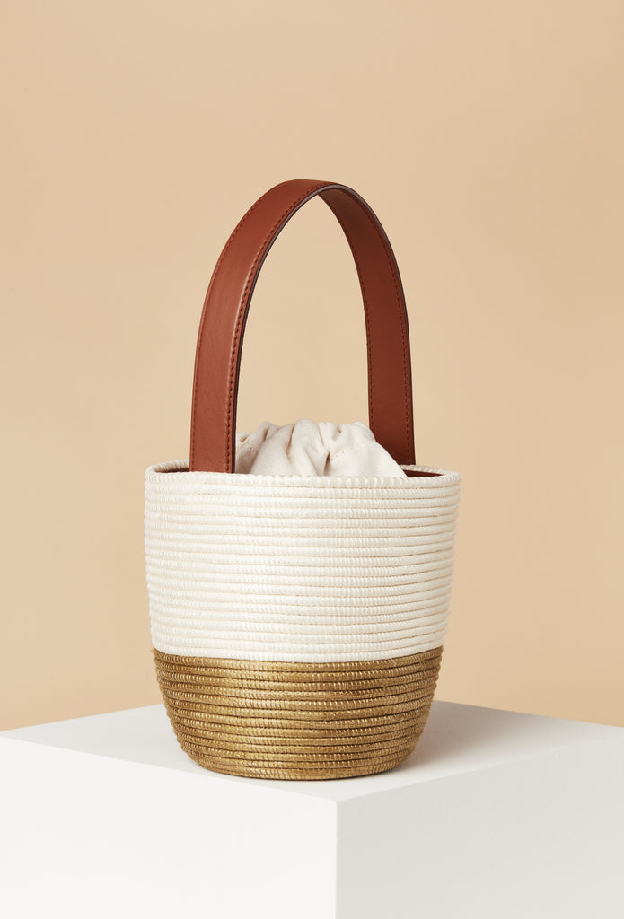 Ficelle / Natural Two-Tone Lunchpail