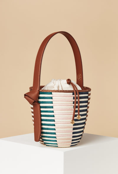Spring Checkerboard Lunchpail