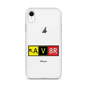 Coque IPhone - Code AV8R Aviator