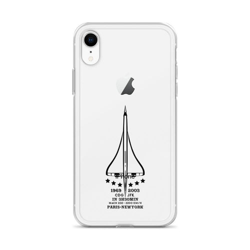Coque IPhone - Souvenir Du Concorde 1969 - 2003