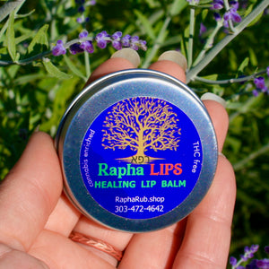 Load image into Gallery viewer, RaphaLips CBD Lip Balm
