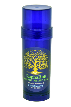 RaphaRub Easy Applicator Stick