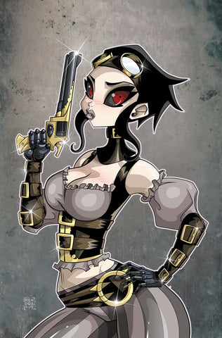 Lady Mechanika Sangre #1 Dan Mendoza Primetime Exclusive Variant