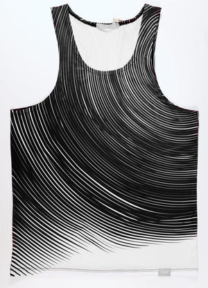 TADDLEE® Monochrome Muscle Vest