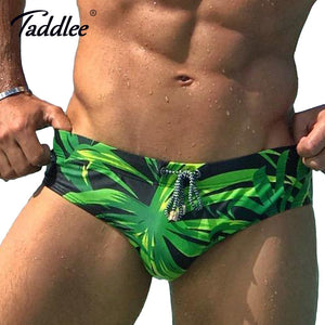TADDLEE® Tropical Swimming Briefs