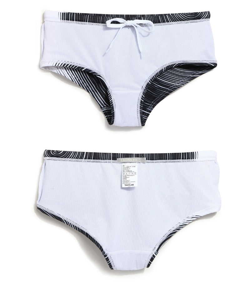 TADDLEE® Monochrome Swimming Briefs