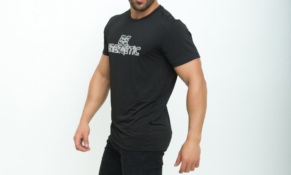 Be Energetic Bodybuilding Muscle T by TADDLEE®